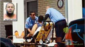 صورة بالفيديو : المبتعث محمد الناصر من الاوجام يتعرض الى اطلاق رصاص في امريكا