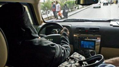 صورة القطيف.. امرأة تقود سيارة وترفع صوت الأغاني