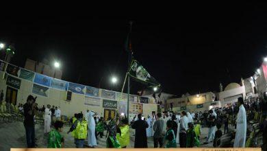 صورة سيهات: إفتتاح فعاليات مؤسسة الإمام الحسين (ع) لمحرم 1435هـ