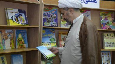 صورة التغطية الإعلامية لملتقى الطفل الحسيني 2 في يومه الأول