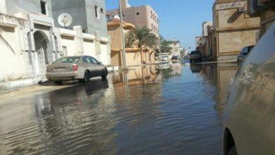 صورة «السعيدي»: بلدية المحافظة لم تستعد للأمطار رغم التحذيرات المسبقة