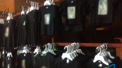 صورة ارتفاع اسعار الملابس السوداء لشهر محرم (صور)