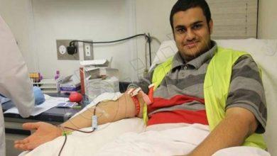 صورة 650 شخصاً يتبرَّعون بالدم في «حملة عاشوراء» بالقطيف