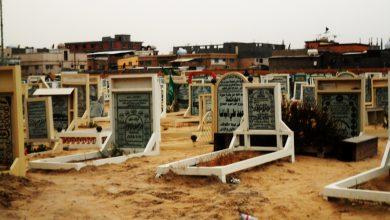 صورة مالذي يحدث في مقبرة سيهات؟