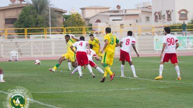صورة الخليج في ضيافة الوحدة ضمن دور الـ٣٢ من كأس الملك