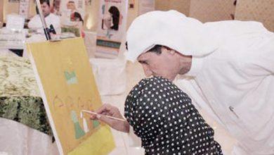 صورة وجهاء ومشايخ القطيف يجتمعون تحت شعار «نحو مجتمع آمن»