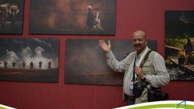 صورة سيهات: المصور الشبيب يفتتح فعاليات فنون الوفاء