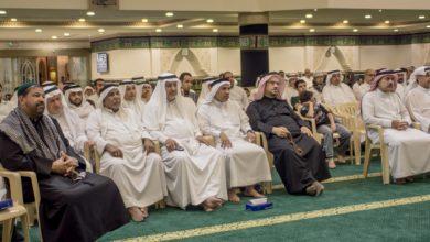 صورة التغطية المصورة لمسجد الإمام الباقر (ع) الليلة الثانية