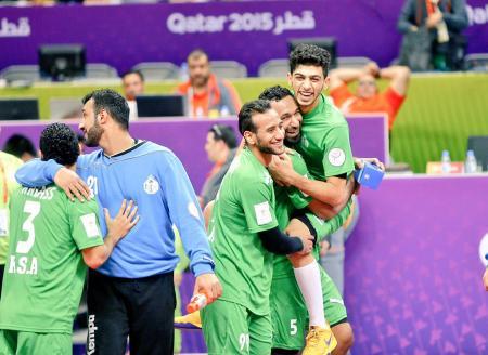 Photo of أخضر اليد يكسر حاجز الخسائر في المونديال