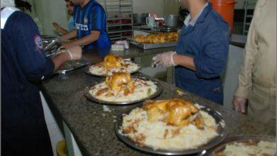 """صورة """" طباخو البلد """" ينافسون المطاعم في طلبيات العيد"""