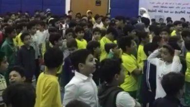 صورة مدرسة السلام بسيهات تحيي فعّالية بر الوالدين