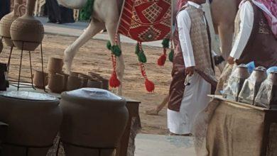 صورة الأخوان الغراش ضمن مهرجان سوق عكاظ للمرة الثانية