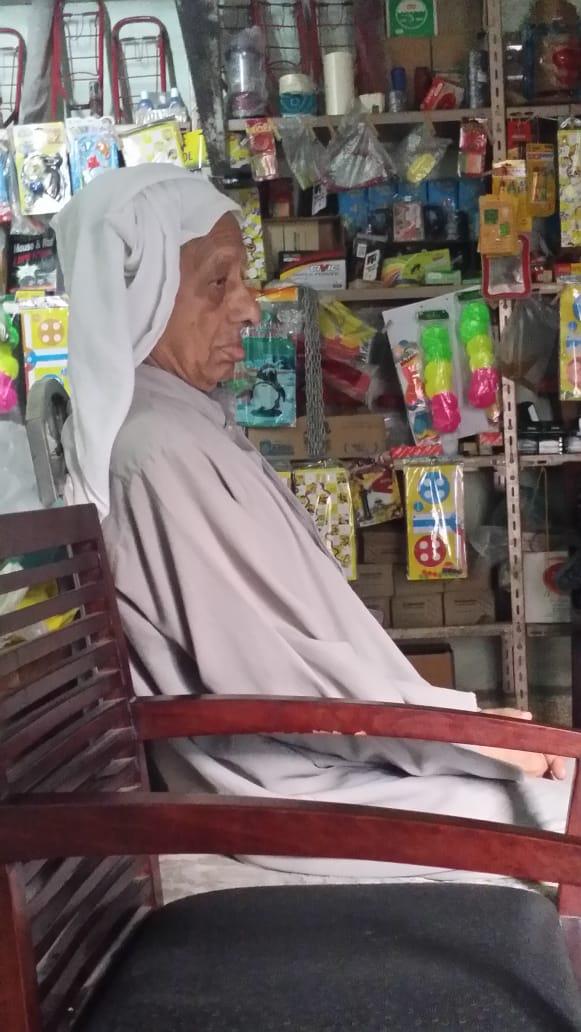 """صورة كتاب الطيبين يطوي صفحة جديدة برحيل """"الصفواني"""" علي عبدالله المسلم"""