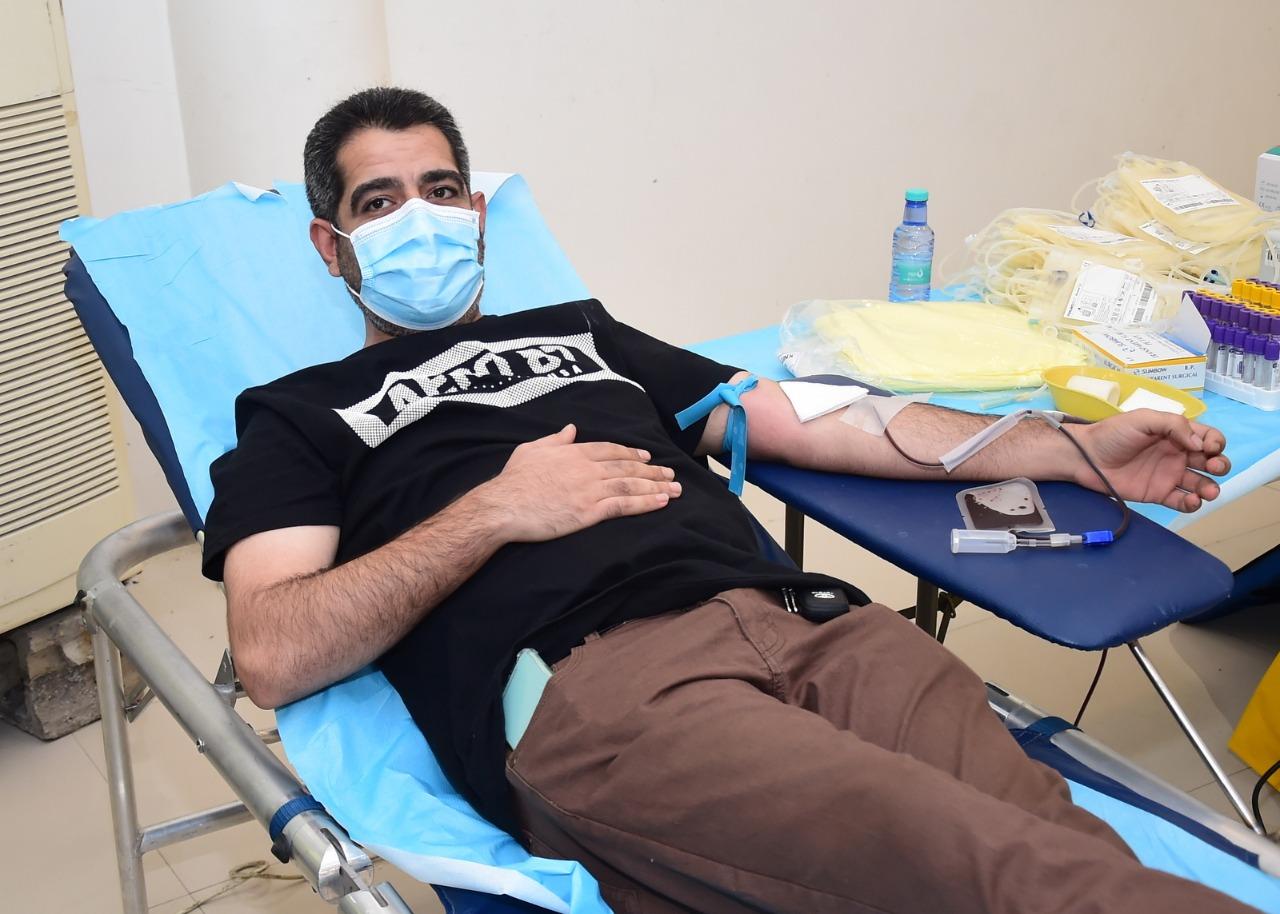 صورة غداً السبت.. أختتام حملة التبرع بالدم بجمعية الصفا الخيرية
