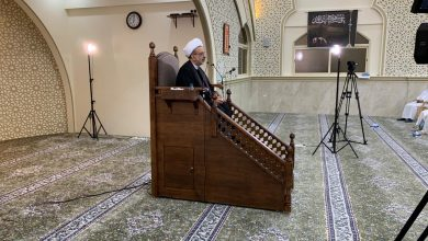 صورة آل سيف يروي كيفية سفر الركب الحسيني من كربلاء إلى الشام فكربلاء