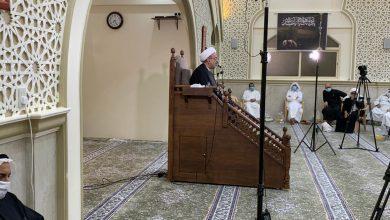 صورة آل سيف يتناول موضوع كيفية عدم اضاعة دم الإمام الحسين «عليه السلام»