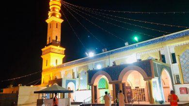 صورة سيهات: إدارة مسجد الحمزة بن عبد المطلب تنفي إغلاقه