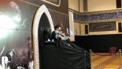 صورة سيهات : مسجد الحمزة يفتح أبوابه لكوادره وسط احترازات ، والسيد الخباز يبدأ المشوار (بالصور)