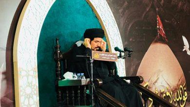 صورة السيد الخباز: كيف نميّز اذا كان الكلام منسوب للإمام المعصوم أم لا