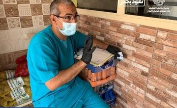 صورة القطيف تواصل مبادرة الارتقاء بالمنشآت الغذائية وتغلق مستودعين