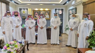 صورة «تعليم القطيف» يناقش إجراءات الأمن والسلامة بمدارس المحافظة