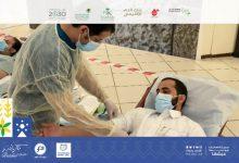 """صورة بالصور :ختام حملة التبرع بالدم بالخبر ب""""350″ وحدة دم"""