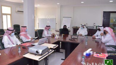 صورة «منتزة سيهات العامة» على طاولة المجلس البلدي