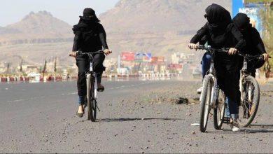 صورة بفعل «كورونا»..«النواعم» يقبلن على شراء الدراجات الهوائية