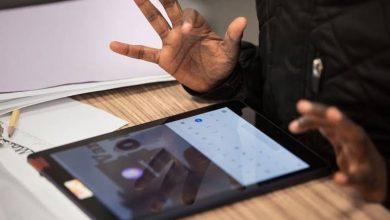 صورة «لوحة المفاتيح» و «الآلة الحاسبة» برامج مساندة لأصحاب الهمم