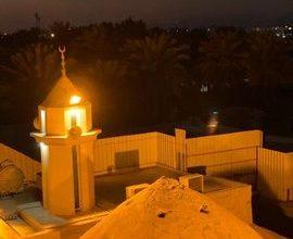صورة أخيرًا «حمّام أبو لوزة» .. مُنوّر