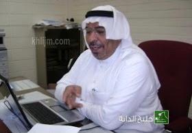 صورة سيهات : الأستاذ محمد السنبسي في العناية المركزة