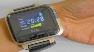 صورة جهاز جديد لرصد معدلات السكري والعلامات الحيوية باستمرار