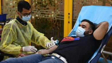"""صورة ختام حملة ومن أحياها 3 بـ """"123 متبرع"""" .. ومدير مستشفى القطيف المركزي يشيد بالحملة"""