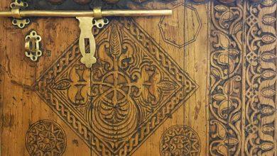 صورة «باب بيت الجشي».. يستعيد رونقه التاريخي