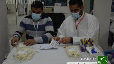 صورة 40 متبرع بالدم في اليوم الأول لدعم مرضى السرطان بصفوى