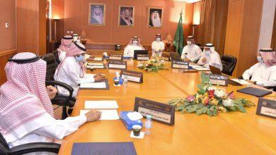 صورة محافظ القطيف المكلف يترأس اجتماع المجلس المحلي