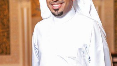 صورة الشاب حسن آل شهاب يرزق بتوأم