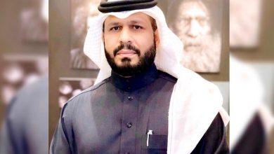 """صورة خال الزميل """"الإعلامي محمد البدر"""" في ذمة الله"""