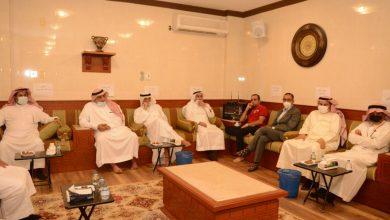 صورة 14 من رؤساء أندية المنطقة.. يشهدون حفل تكريم.. رئيس اتحاد كرة اليد بصفوى