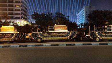 صورة بمشاركة «سعودية» … موكب فرعوني يضم 22 ملكاً في قلب «القاهرة»