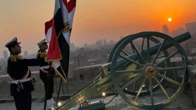 صورة مدفع «الحاجة فاطمة» يُعيد للقاهرة أجمل أيامها