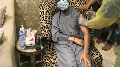 صورة انطلاق حملة «القطيف المركزي» للتطعيم في «المنازل»