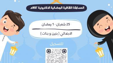 صورة للعام الثاني على التوالي.. «أنوار قرآن سيهات» يطلق مسابقته الثقافية الإلكترونية