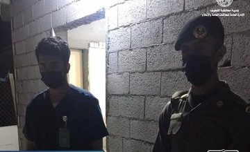 صورة القطيف.. «ضبط» مسلخ عشوائي.. في حملة للبلدية وشرطة القطيف