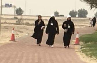 """صورة عشتار النسائي بخيرية تاروت يعتمد """"السترافا"""" في تحدي المشي الاسبوعي"""