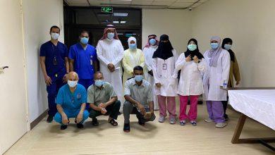 صورة شاهد: 44 نزيلاً في جمعية سيهات.. يتلقّون اللقاح المضاد لكوفيد – 19
