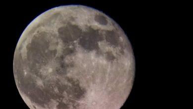 صورة القمر العملاق يطل على المملكة.. الأربعاء المقبل