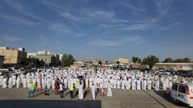 صورة صور: رحل الغيث الصامت …. محبو «عباس الشماسي» يشيعونه لمثواه الأخير
