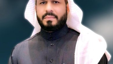 صورة والد الإعلامي محمد البدر في ذمة الله